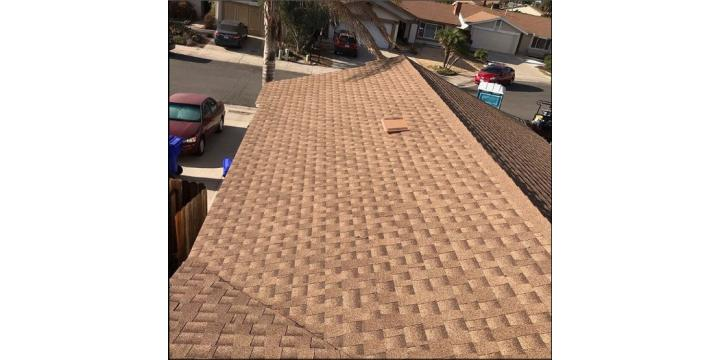 Best Roofing Contractor Atascadero - completed job