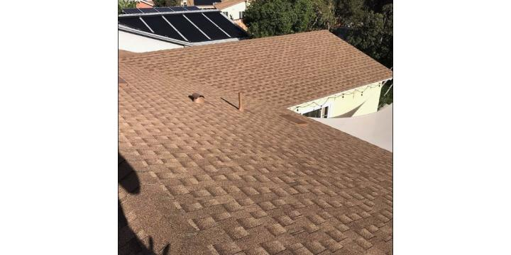 Paso Robles Roofer - completed roof