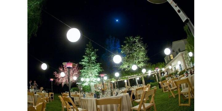 All About Events - wedding rental
