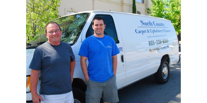 North County Carpet and Upholstery Cleaners